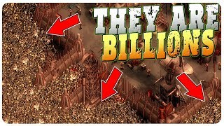 They Are Billions Gameplay Part 1 - COLONY BUILDING in ZOMBIE POST APOCALYPSE! | Let