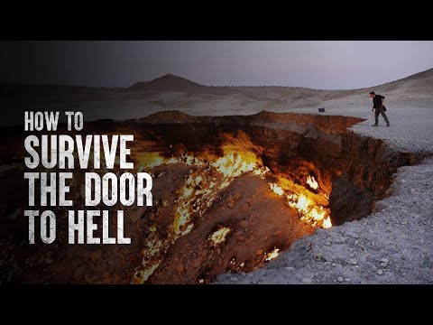 How to Survive Falling Into the Door to Hell