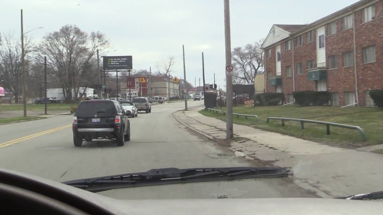 The Hood Detroit Michigan Youtube