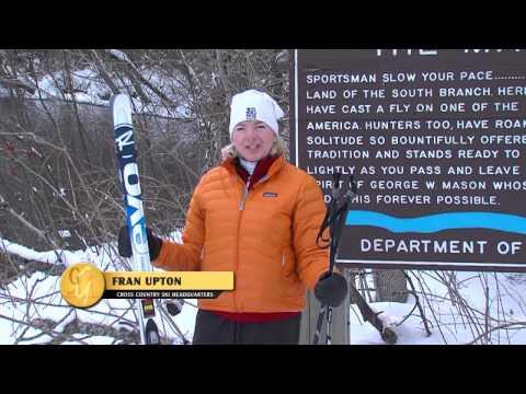 Great Getaways: Cross Country Skiing [Houghton Lake MI]