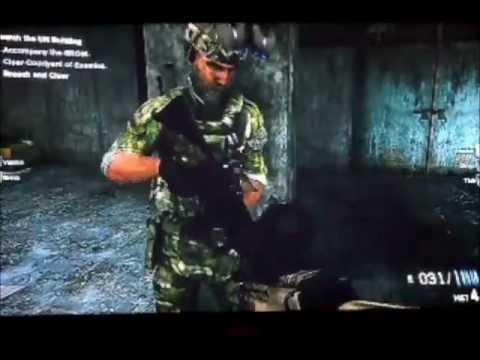 Medal of Honor warfighter  (parte  8)
