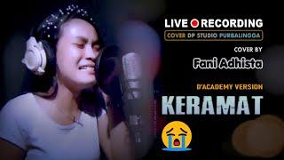 Download lagu KERAMAT [Versi ICAL] Cover by FANI ADHISTA ; Dangdut Academy D'Band Indosiar 🔴 LIVE DP STUDIO