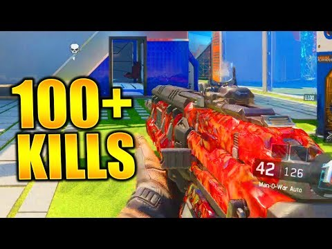 how to get 100+ kills every game in BO3..