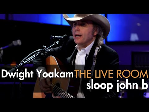 "Dwight Yoakam - ""Sloop John B"" (The Beach Boys cover) captured in The Live Room"