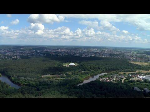 Vilnius - Lituania | Disfruta las vistas desde la Vilnius Tv Tower | Mamá tú no mires