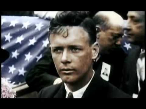 "Extract ""Charles Lindbergh in color"""