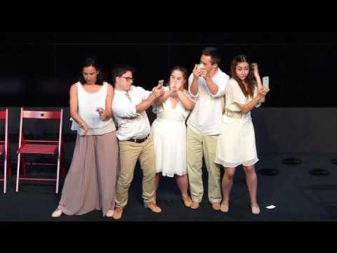 Fundacion Sindrome de Down de Madrid @ Google Dublin - Theatre Show 07 Dec 2016