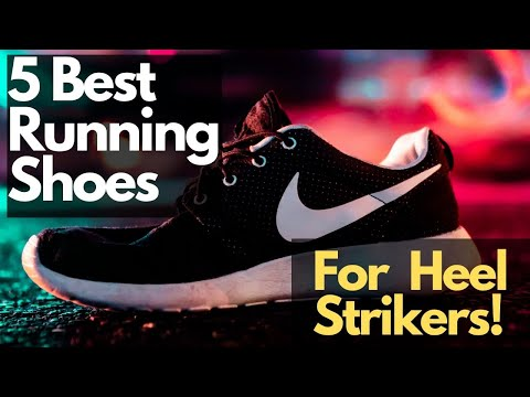 5 Best Running Shoes for Heel Strikers