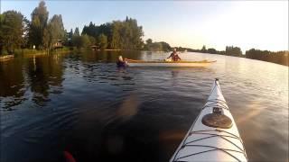 Watervrij en reddingsoefening op het Waaltje
