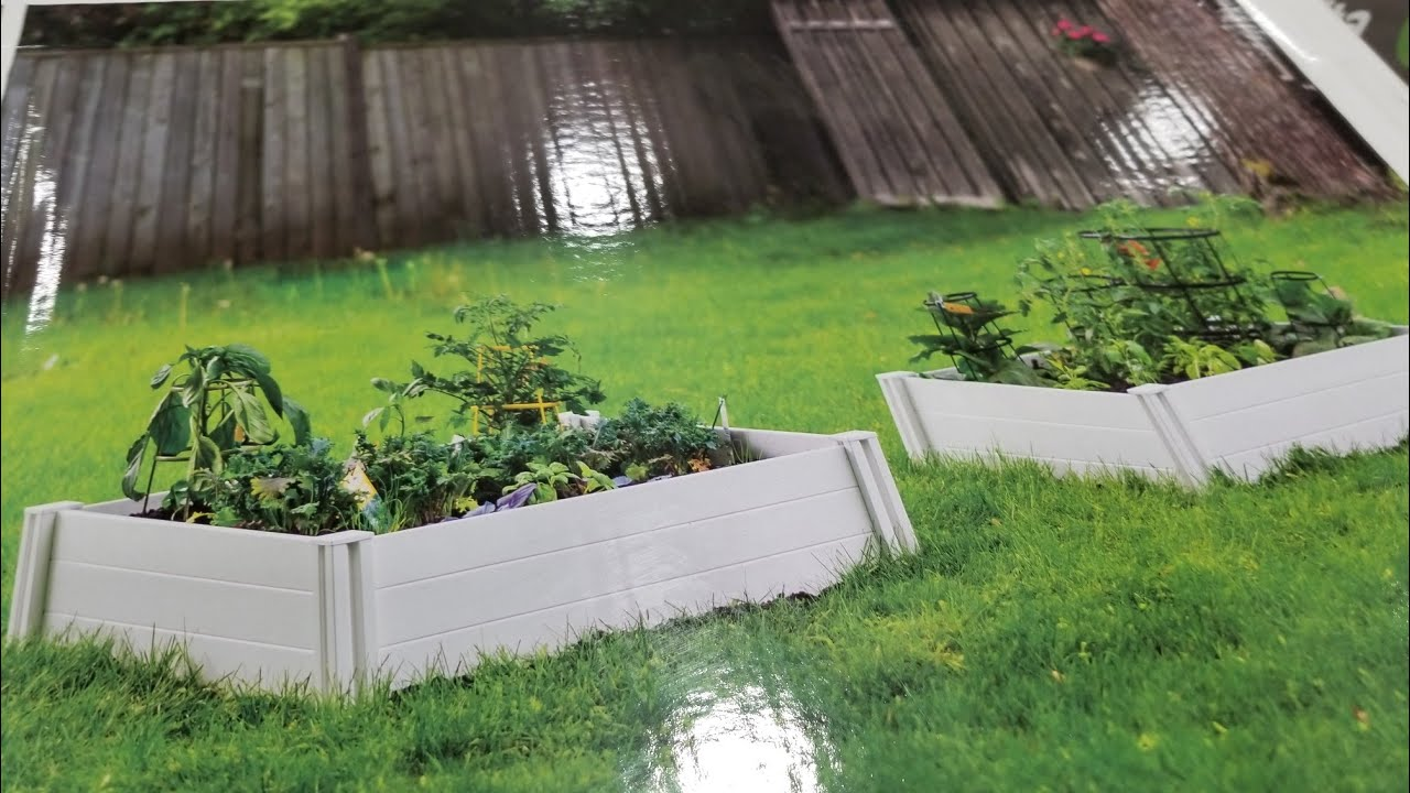 Costco Vita Raised Garden Bed Kit 2 Pk 69