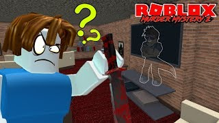 PRANKING THE MURDERER WITH DISGUISES -- ROBLOX MURDER MYSTERY 2