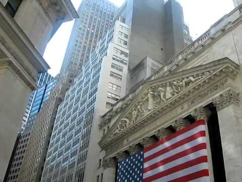 My Trip to NYC. Part 2. Financial District.