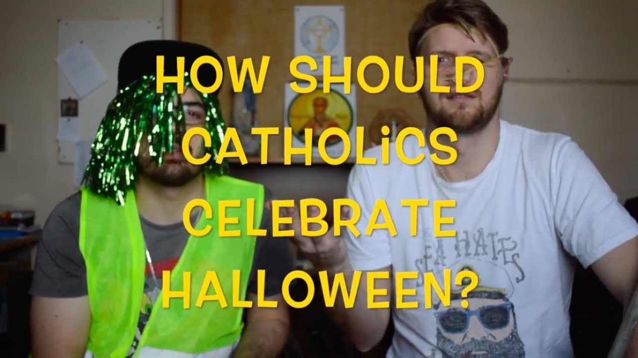 gregorian chat ep38: how should catholics celebrate halloween? - youtube