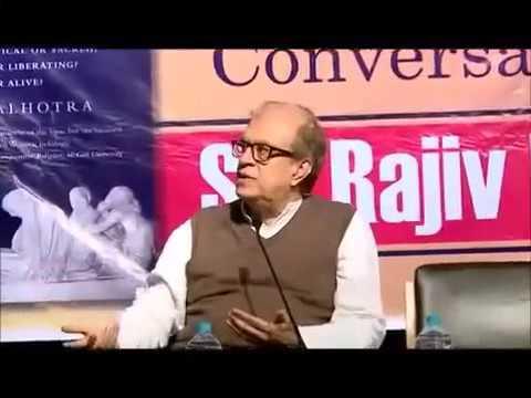 Sabarimala Temple's Exclusion of Women answered by Rajiv Malhotra