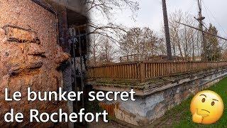 Le bunker secret de Rochefort