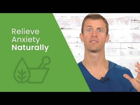 How to Relieve Anxiety Naturally | Dr. Josh Axe