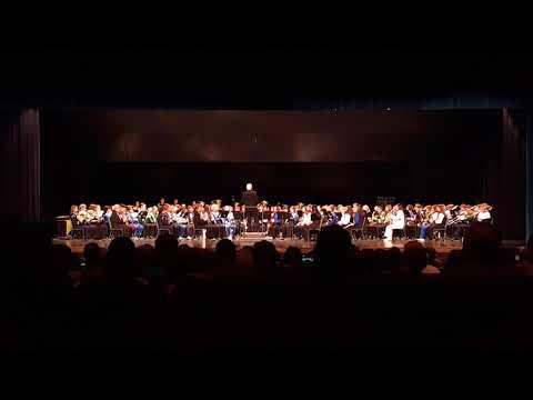 2018 Franklin-Fulton County Band Festival Concert