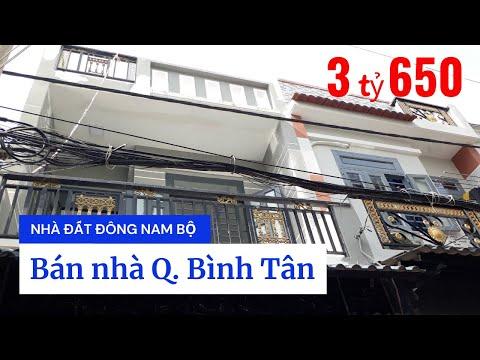 Chính chủ bán nhà quận Bình Tân dưới 4 tỷ, hẻm 4m Đường số 14, Bình Hưng Hòa A