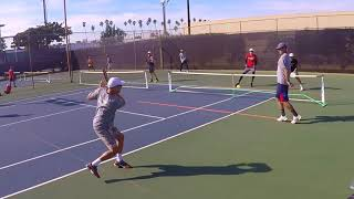 Pickleball Strategy - The Kamikaze - When and How to Use It