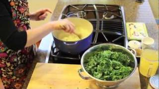How To Make Healthy Kale Soup