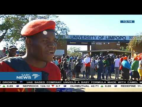 Mid-year examinations disrupted at University of Limpopo