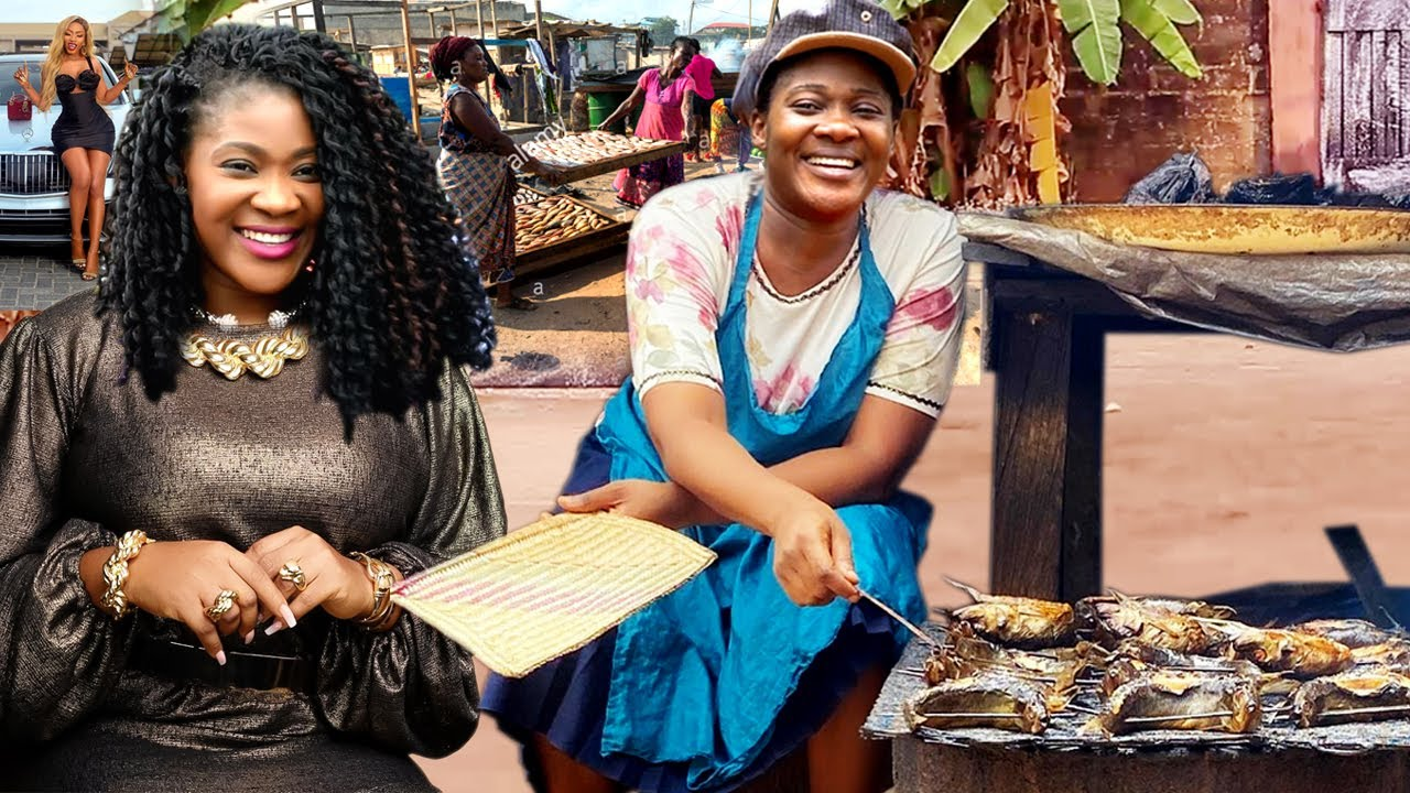 Download From Village Orphan To A Billionaire's Daughter - Mercy Johnson Latest Nigerian Nollywood Movie