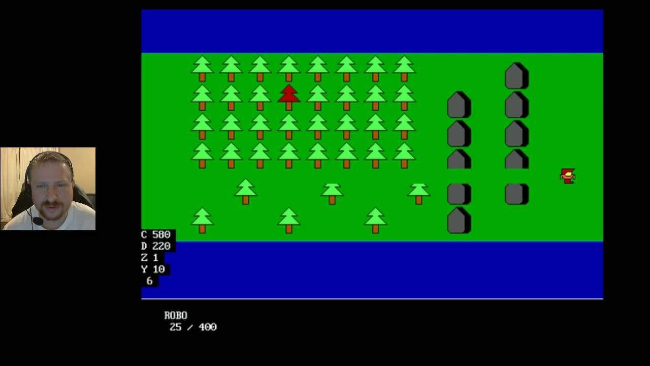 Qbasic Game Design