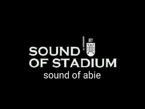 """DJ Abie - Vol. 1 """"Sound of Stadium"""""""