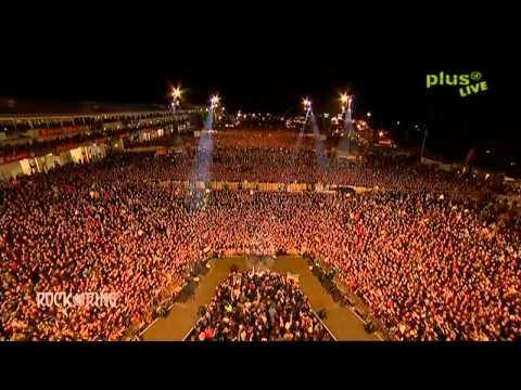 Metallica - Enter Sandman Live Rock Am Ring 2012 HD