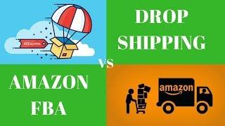 Nên bán hàng Amazon FBA hay Dropshipping? Lời Khuyên Cho Người Mới Kiếm Tiền Amazon | Tony Trieu