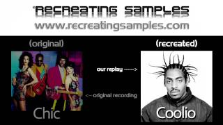 "The Chic Vs Mojo Vs Coolio ""Lady (Hear Me Tonight)"" by Recreating Samples Samples Replays"