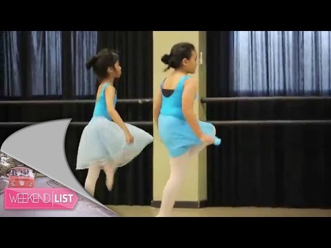 Weekend List - Ballet Sumber Cipta