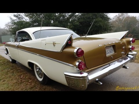 1957 Dodge Coronet American Clic Car - YouTube