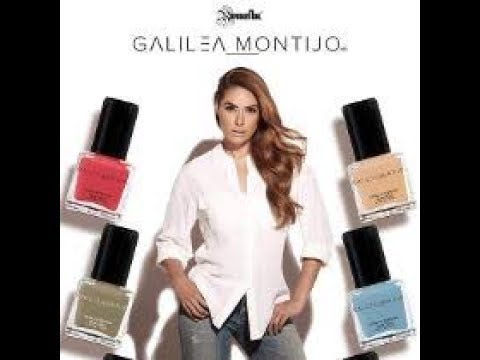 Barniz  / esmalte para uñas Galilea Montijo Republic Nail Arabela