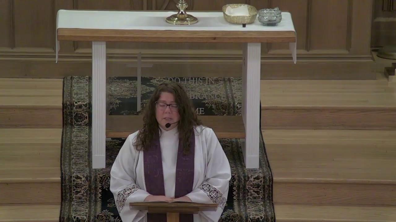 Ash Wednesday Service 2.17.21