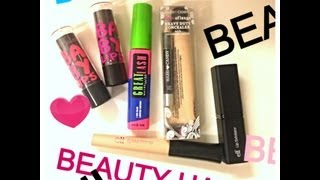 Small Beauty Haul!!!(: Thumbnail