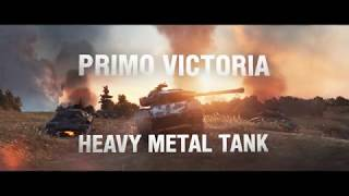 Heavy Metal Day - Exclusive Primo Victoria tank offer!