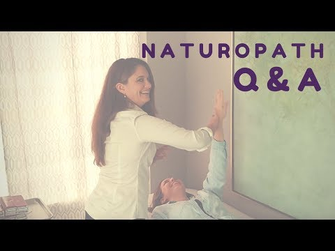 Q&A with my Naturopathic Doctor
