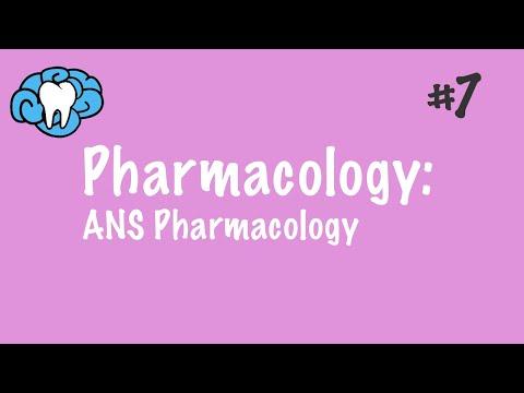 Pharmacology | Autonomic