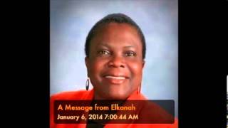 A Message from Elkanah