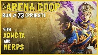 Hearthstone Arena Coop #73 - Pt. 3 (Priest)