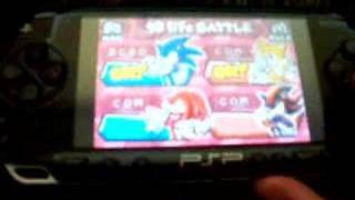 What you can do on a homebrew enabled PSP