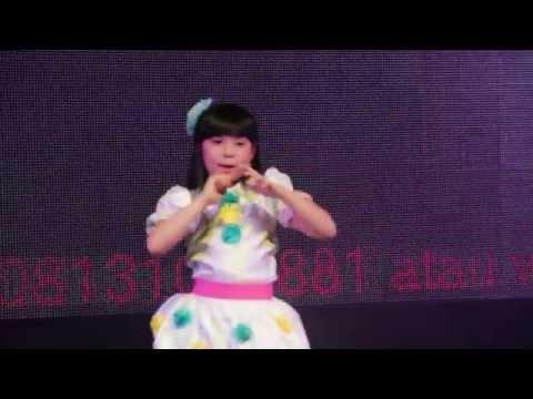 Ellyn Clarissa - Libur Ku Live at Lippo Mall Kuta Audisi CherryBelle