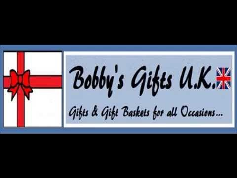 Bobby's Gifts U.K. - Gift Baskets & Branded Gifts Current Stock Advertisement Commercial
