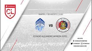 ADM Perez Zeledon vs C.D. Fas