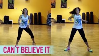 Flo Rida Can T Believe It Ft Pitbull Dance Fitness With Jessica