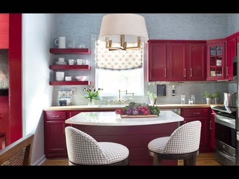 Small Kitchen Dining Room Together Inspirations - YouTube