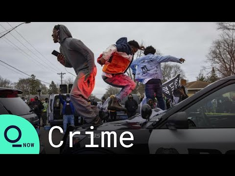 Daunte Wright: Police Killing of 20-Year-Old Sparks Protests in Minnesota