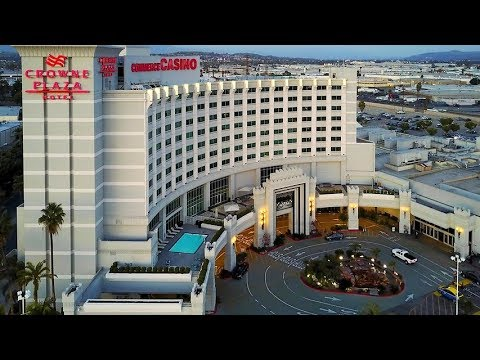 Crowne Plaza Los Angeles-Commerce Casino, Commerce Hotels - California