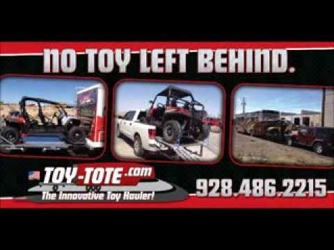 Toy Tote The Innovative Toy Hauler Youtube